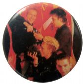 Depeche Mode - 'Group Red' Button Badge